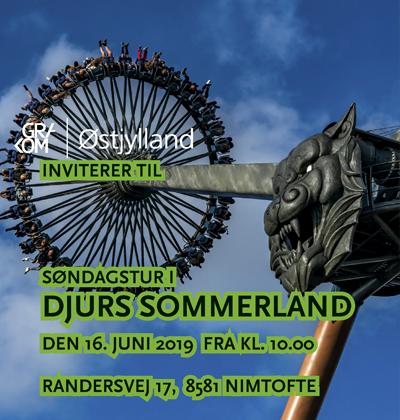 Djurs Sommerland 2019